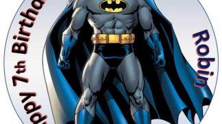 Cake Topper Batman