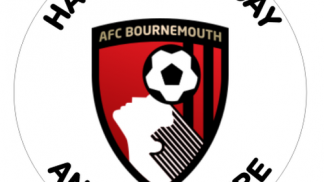 AFC Bournemouth Cake Topper