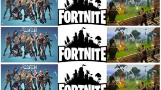 Cake Strip Fortnite