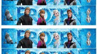 Cake Strip Frozen