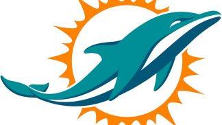 NFL Miami Dolphins Logo