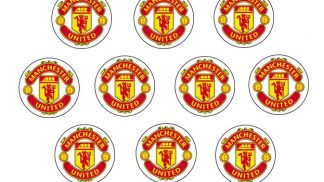 Manchester Utd Multiple Topper