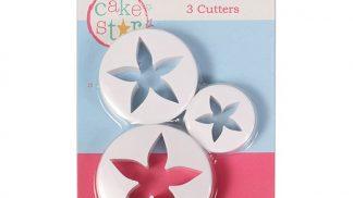 CAKE STAR Calyx cutters
