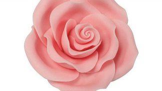 SUGARSOFT rose light pink 38mm